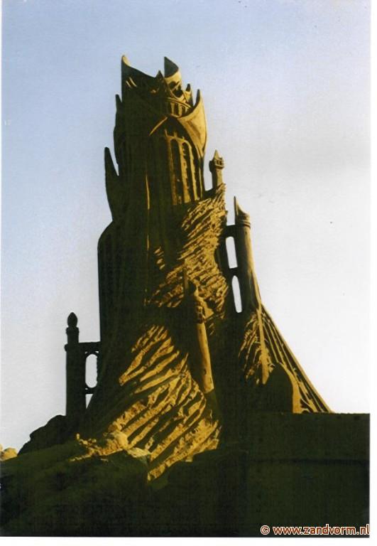 Toren Lord of the Rings, Zeebrugge 2004