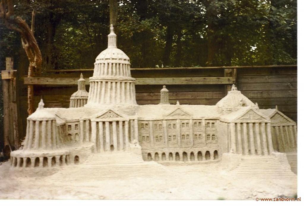 capitool en rijksdag 1985