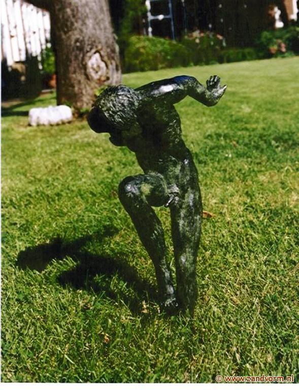 eerste bronse beeld