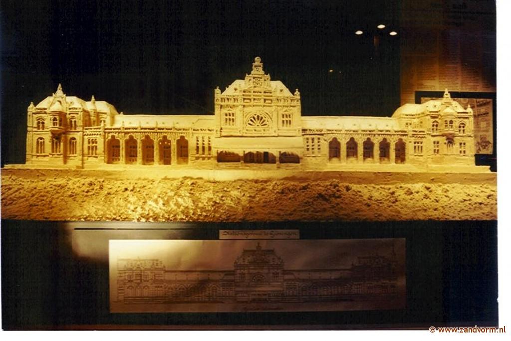 hoofdstation Groningen 1997